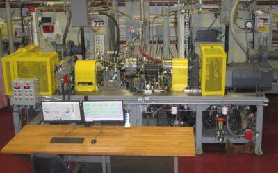 Advanced Intershaft Seal Test Rig