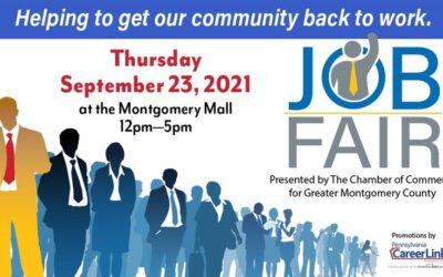 JOB FAIR – Mongomery Mall